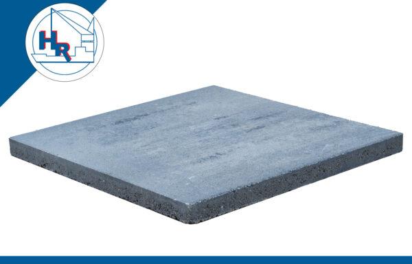 H2O comfort nero-grey 60x60x4 cm